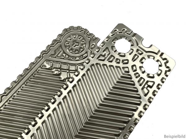Ersatzplatte für Tranter Plattenwärmetauscher